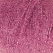 Brushed Alpaca Silk Drops design 25 g heather 08