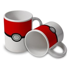 Pokemon Pokeball Mugg