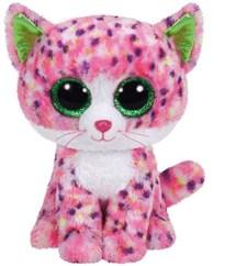 TY Sophie, Rosa katt, 15 cm