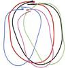 Gummiband med Lås 5 Färger