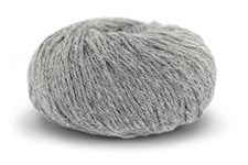 Knit At Home Classic Alpaca Wool Alpakkavilla mix 50 g harmaa meleerattu 503