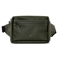 Rains Waist Bag Green