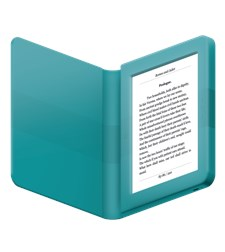 Lukulaite Letto Frontlight 2 Turquoise
