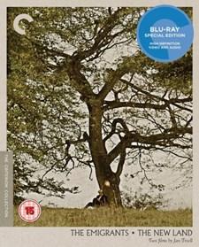 Utvandrarna & Nybyggarna: Criterion UK (Blu-ray)