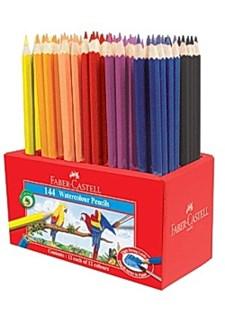 Akvarellpennor Faber- Castell 12x12 Färger