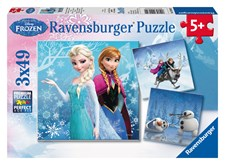 Disney Frost, 3x49 Biter, Ravensburger